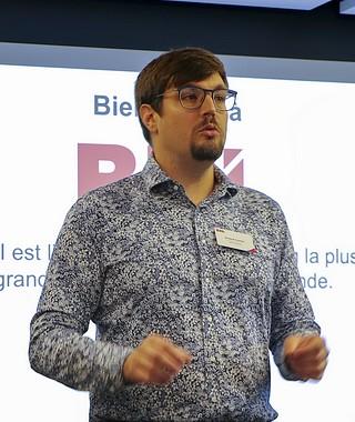 Arnaud Cachin